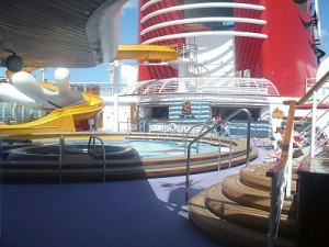 Piscina Disney Magic niños