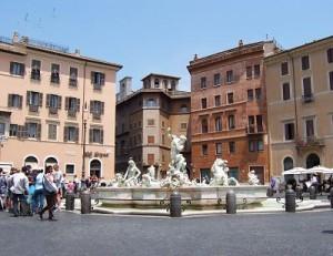 El encanto de Roma, a unos pocos minutos de una escala en Civitavecchia.