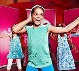 Clases de baile con Barbie Royal Caribbean