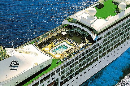 Silver Whisper crucero de lujo