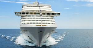 Barco MSC Splendida
