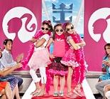 Barbie Fashion Show Royal Caribbean
