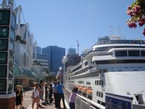 Equipaje para cruceros