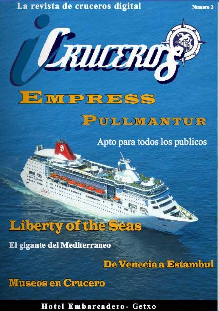 Revista digital de cruceros ICRUCEROS