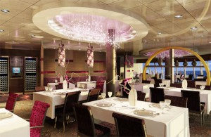 Restaurante Samsara Costa neoRomantica