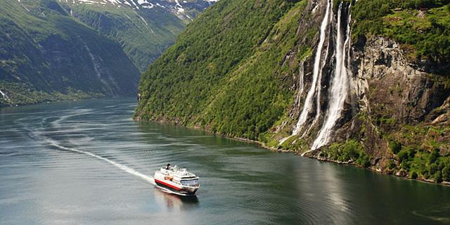 Cruceros por los Fiordos