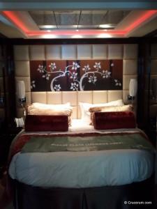 Camarote Suite HAVEN de Norwegian Cruise Line