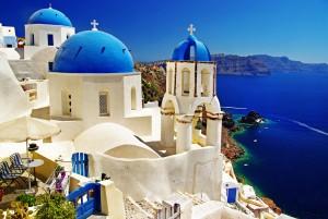 Crucero islas griegas santorini