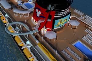 Disney Magic AquaDunk