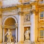 Crucero Roma Fontanta Trevi