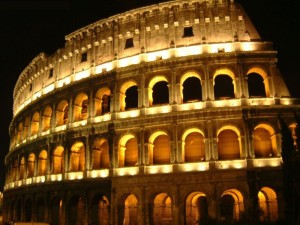 Crucero Roma Coliseo