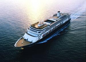 Crucero Holland America