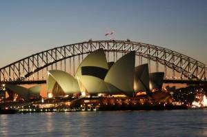 Cruceros por Australia y Nueva Zelanda
