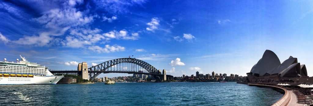 Australia Crucerum