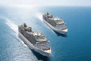 Barcos de crucero