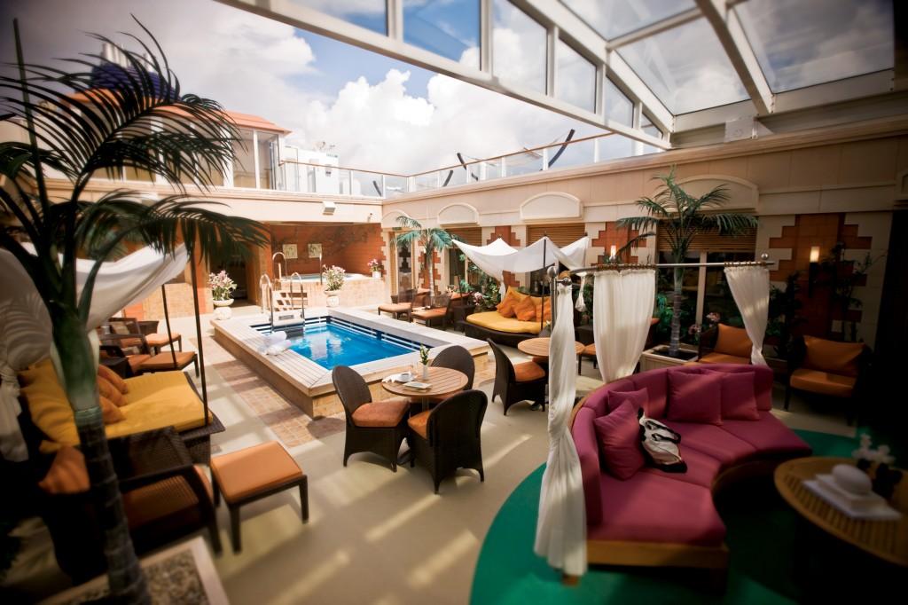 Suites en Norwegian Cruise Line