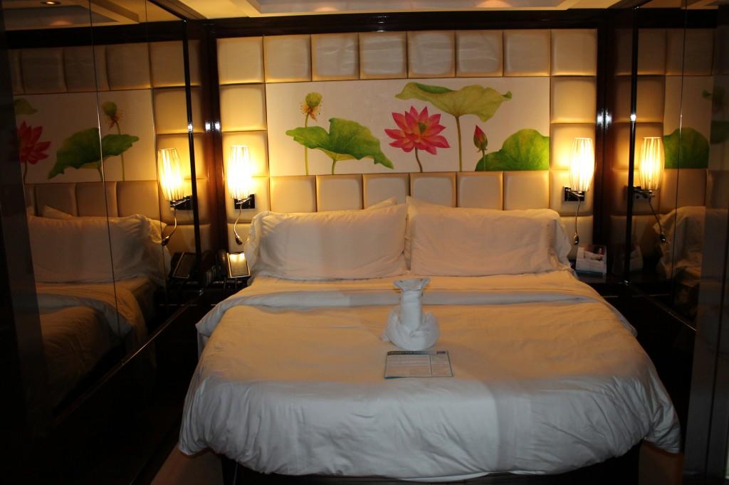 Suite HAVEN en Norwegian Cruise Line