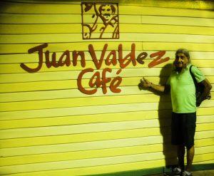 Cartagena Antonio con el Juan Valdes