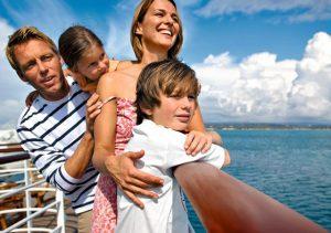 Familia-crucero