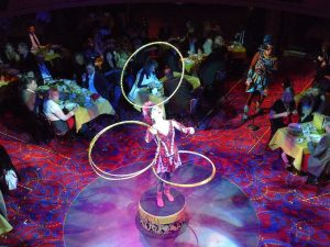 Cirque dreams & Dinner