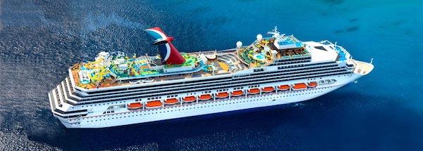 La diversión en cruceros es Carnival