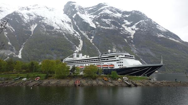Los bellísimos Fiordos Noruegos al alcance de un Crucero