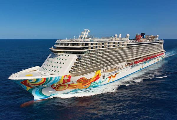 Relájate en un Crucero de Norwegian Cruise Line