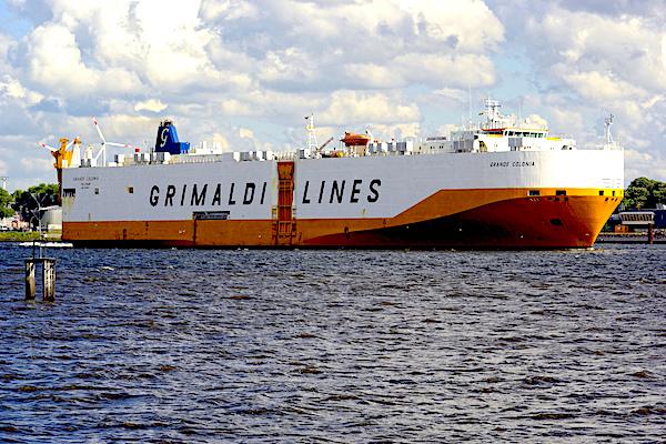 ¿Escoger un Crucero con Grimaldi?