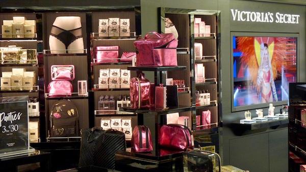 Victoria's Secret a bordo de Pullmantur
