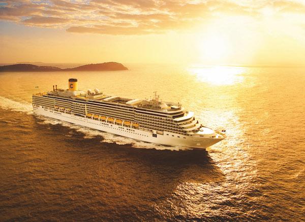 Y ¿Qué tal son los barcos de Costa Cruceros?