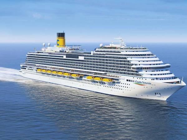 ¿Estás preparado para el nuevo Costa Venezia?