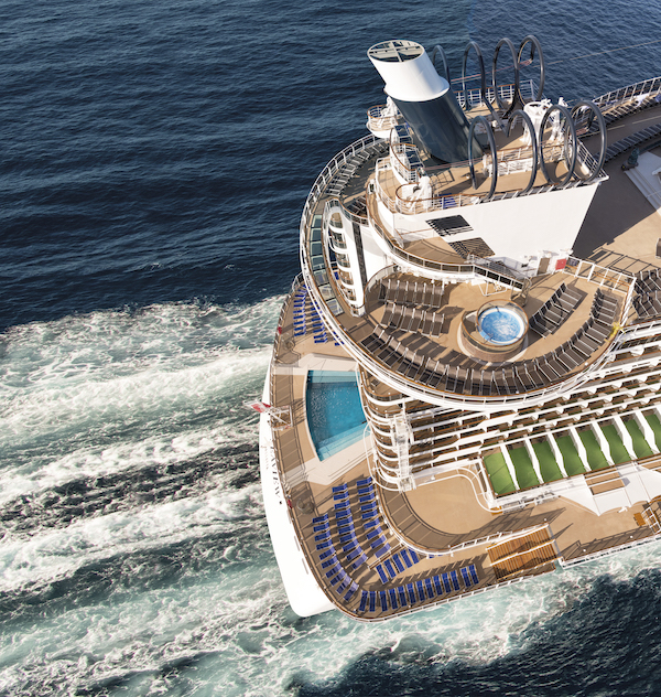 MSC Seaview, un barco para vivir la diversión