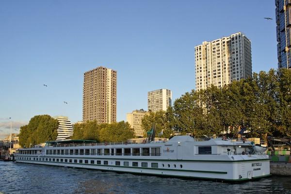 Todos los destinos para un Crucero Fluvial