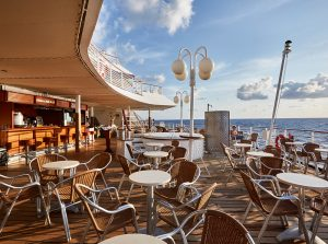 Cubierta crucero celestyal cruises