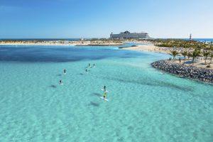 Cruceros por el Caribe: Bahamas Ocean Cay MSC Marine Reserve