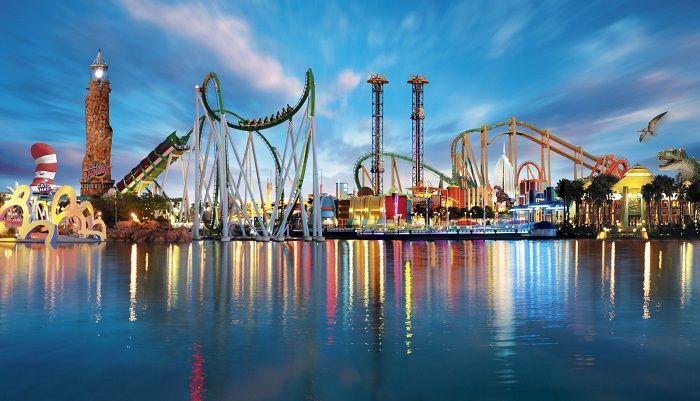 Los parques de Orlando un destino en crucero
