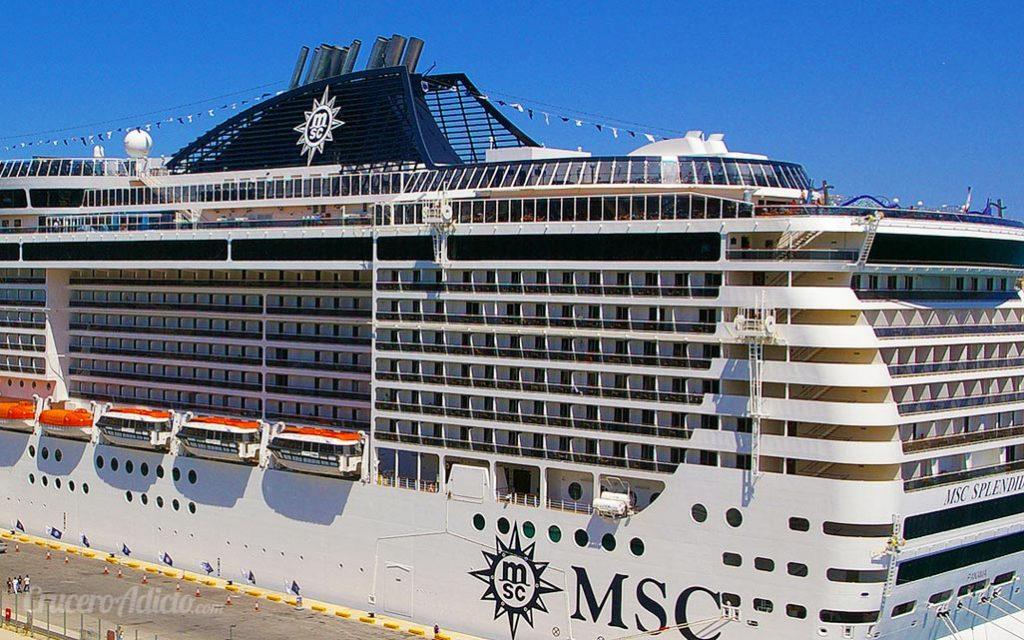 MSC Cruceros reinicia operaciones
