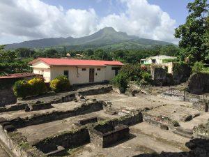 Volcán Mt. Pelée
