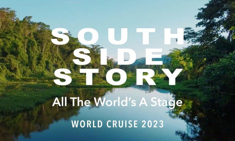 Silversea vuelta al mundo 2023