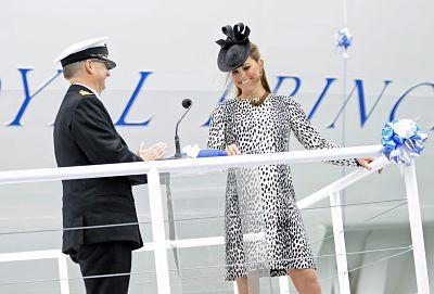 Celebridades en cruceros