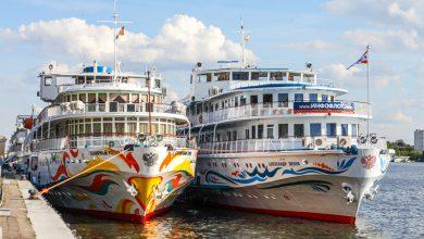 Cruceros fluviales