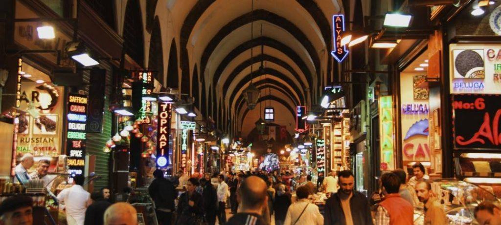 Bazar de las Especias - Estambul