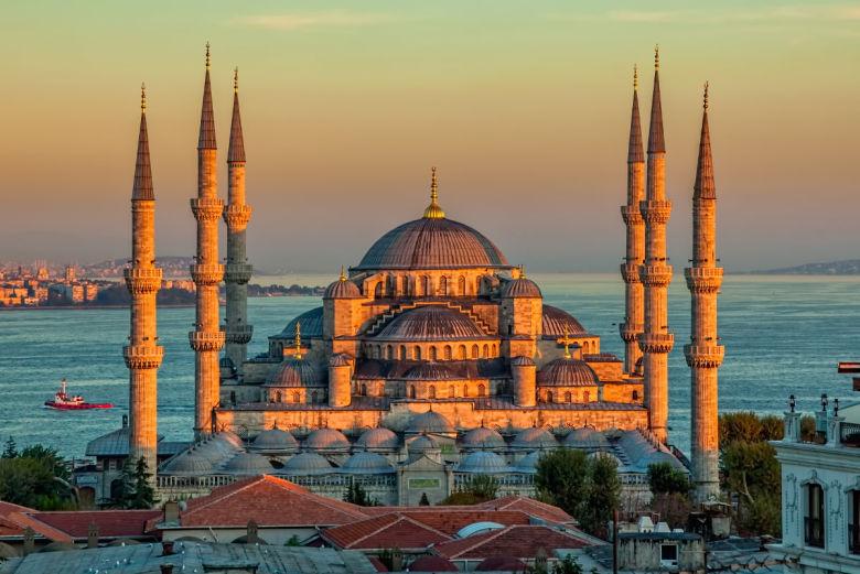 Mezquita Azul -Estambul