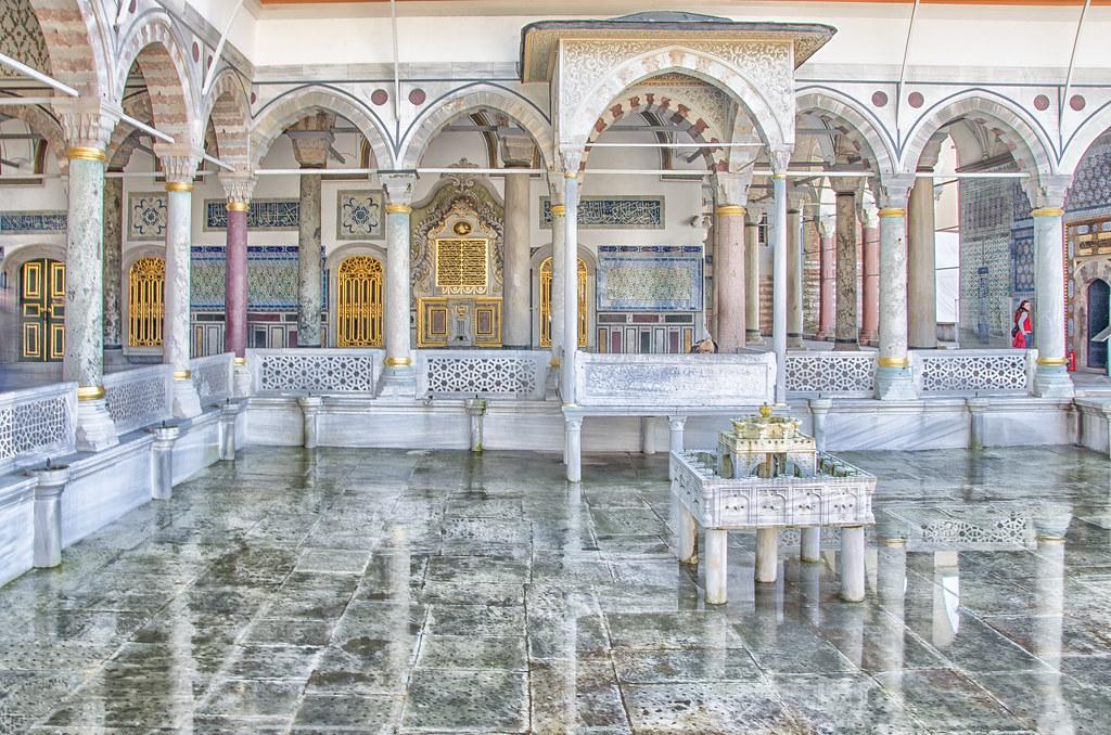Palacio de Topkapi - Estambul