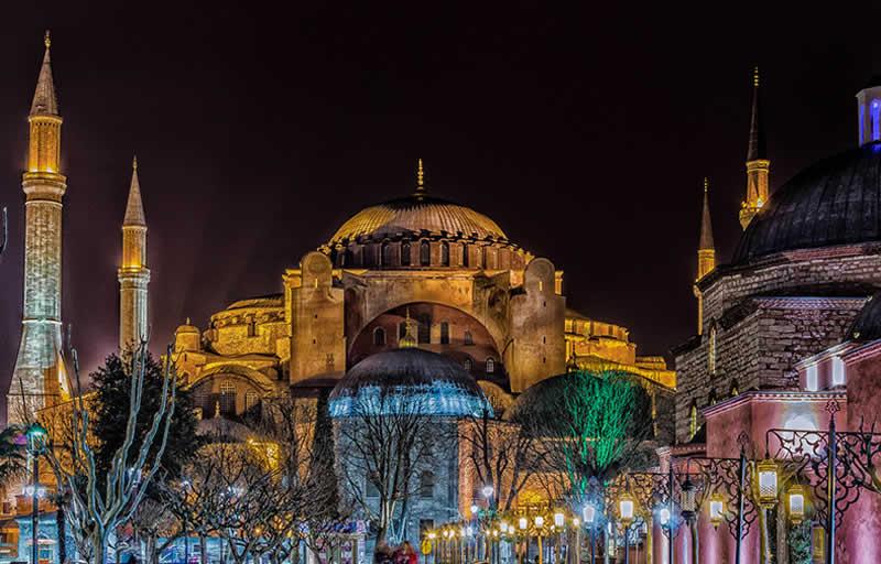 Santa-Sofia-Estambul