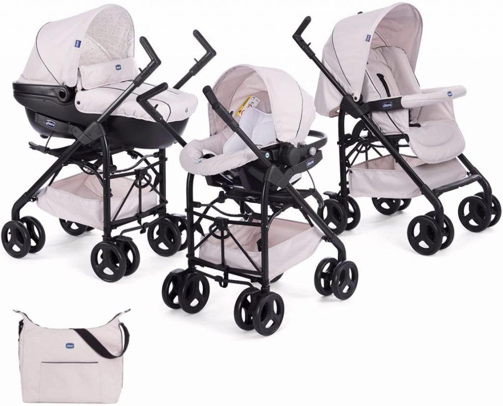 sillas porta bebé