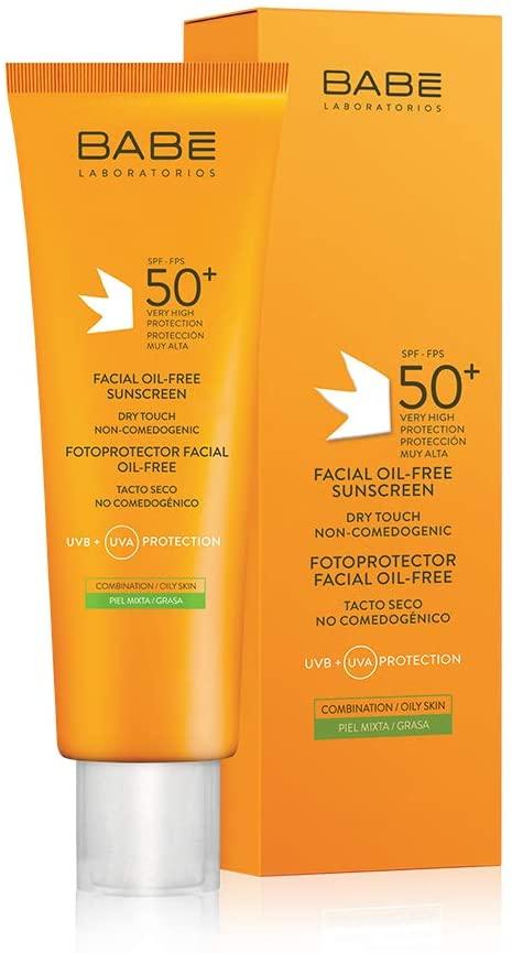 Crema solar Fotoprotector Facial Oil-Free