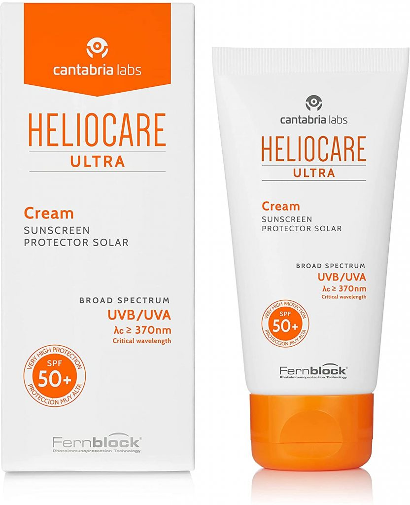Crema solar Heliocare Ultra 90